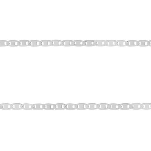 Pulseira Aço Piastrini 3mm 21cm