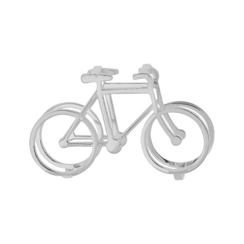 Pingente Aço Hit Bicicleta 11.5mm