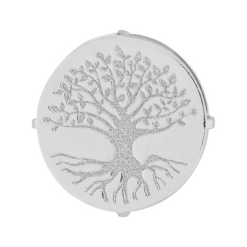 Pingente Aço Hit Árvore da Vida 11.5mm