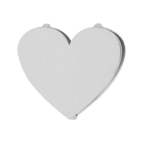 Pingente Aço Hit Coração 16.5mm